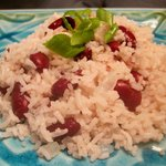 Simple Jamaican Rice and Peas