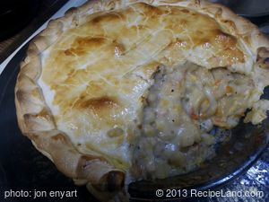 Chicken Pot-pie