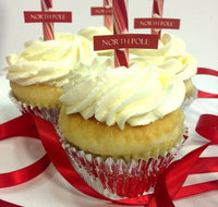 North Pole Cupcakes Recipe