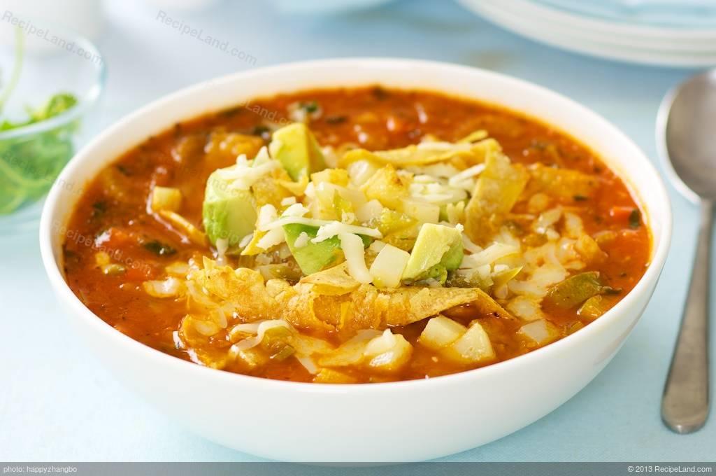 Kitchen Terms Soup