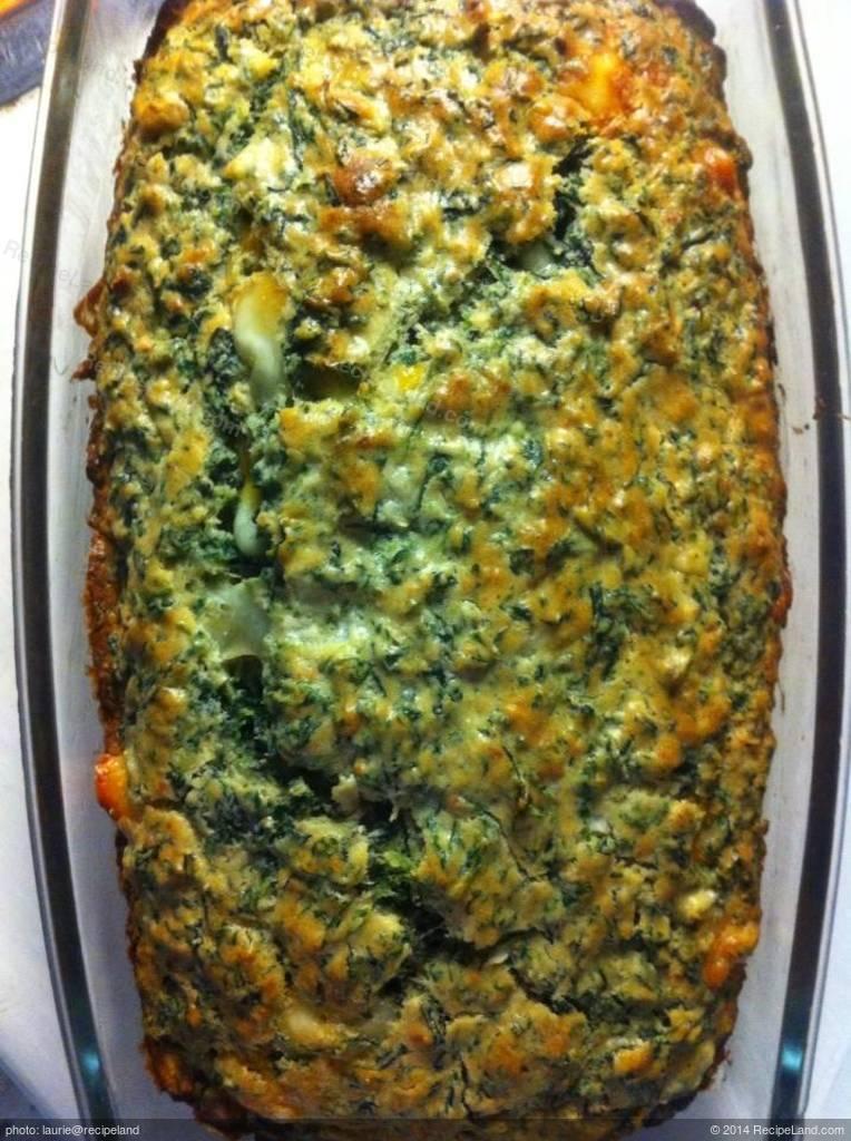 Spinach Bread Bisquick Recipe