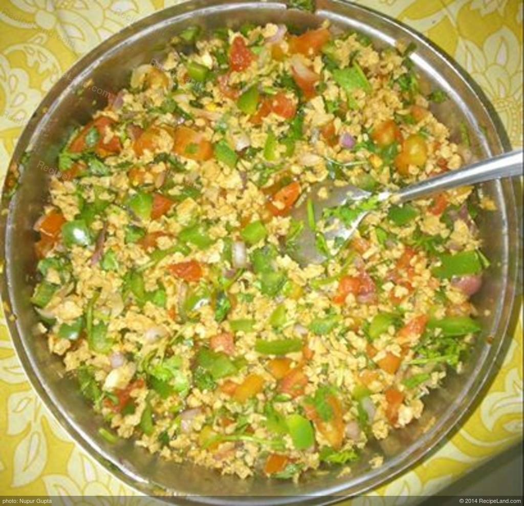 Quick delicious diet food soya bean bhel recipe quick delicious diet food soya bean bhel forumfinder Choice Image