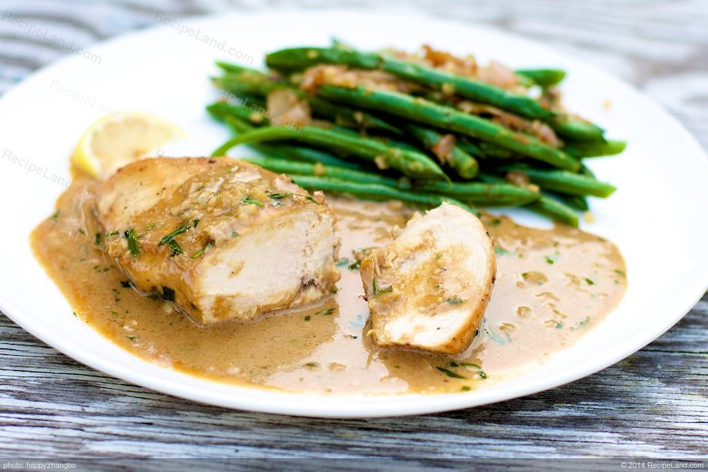 quick and easy tarragon chicken recipe