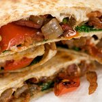 BLT Quesadillas