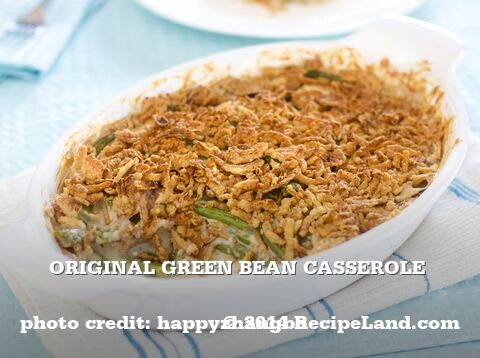 Original Green Bean Casserole