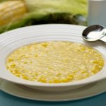 Vegan Cream of Corn Soup