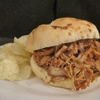 North Carolina Slow Cooker Pulled Pork