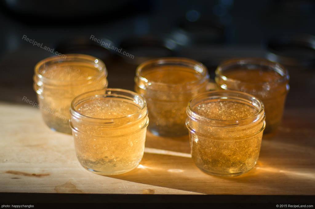apple jelly apple jelly - Apple Jelly Recipes
