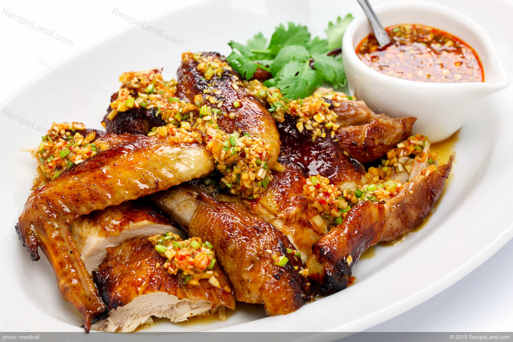 P.F. Chang's Roasted Chicken Cantonese Style Recipe