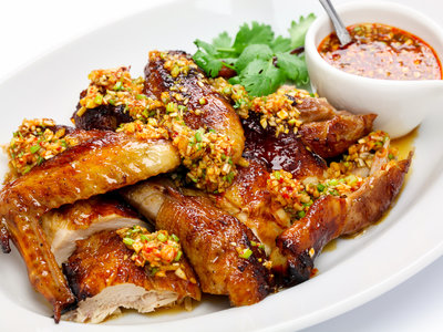 P.F. Chang's Roasted Chicken Cantonese Style