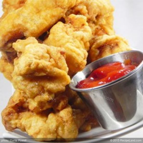 Fish frying beer batter recipe for Fish batter for deep frying