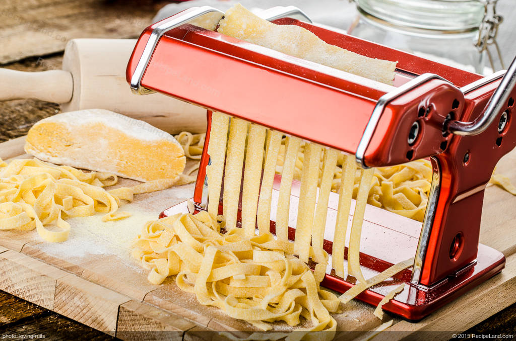 Basic Pasta Dough Recipe Recipeland Com