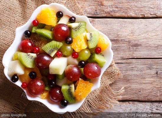 Sacramento Fruit Bowl Recipe Recipeland Com
