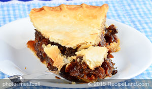 Mincemeat (Real Meat) #2