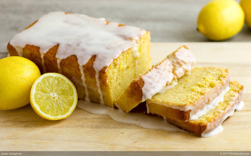Iced Lemon Loaf Barefoot Contessa