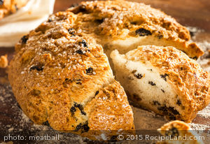 Aggie's Irish Soda Bread