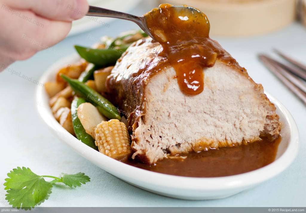 how to prepare a pork roast in a slow cooker