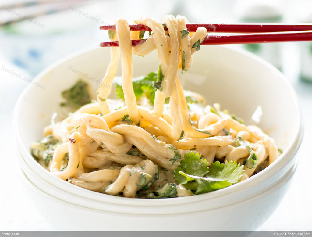 Cold And Spicy Udon Noodles Recipe
