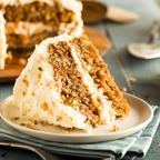 Buttermilk Carrot Cake