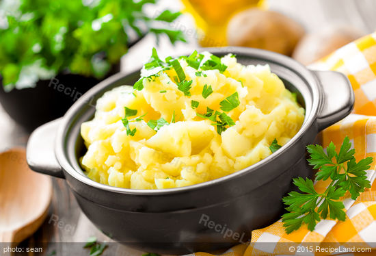 Classic Mashed Potatoes Recipe