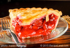 All-American Cherry Pie