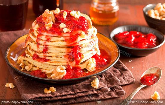Lumberjack Pancakes Recipe Recipeland Com