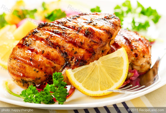 Grilled Chicken A L Orange Recipe