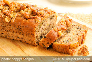 Banana Bread (No Milk or Wheat)