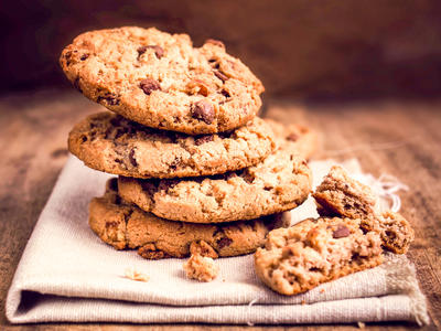 Cheryl's Chocolate Chip Cookies