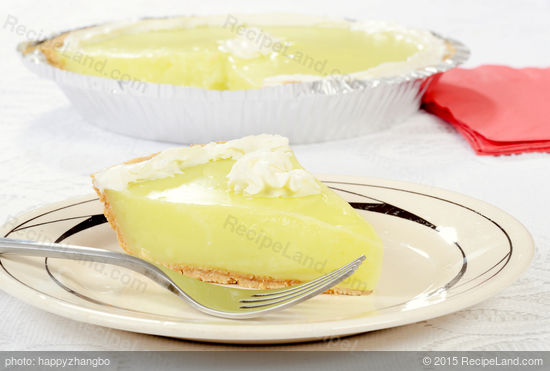 Alice's Key Lime Pie (Diabetic)