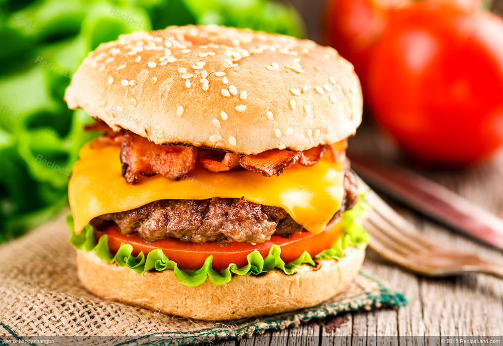 Ranch Burgers Recipe Recipeland Com