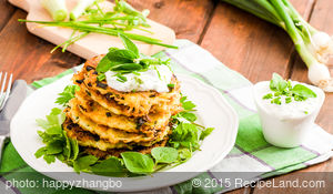 Potato Pancakes (Latkes)