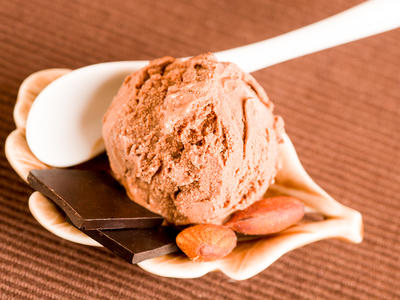 German Chocolate Ice Cream