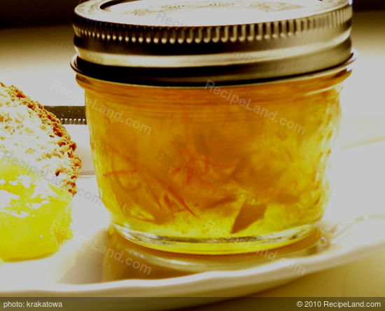 Mango Orange Marmalade