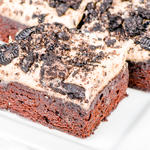 Brownie Oreo Cheesecake Bars
