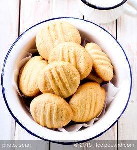 Awesome Peanut Butter Cookies