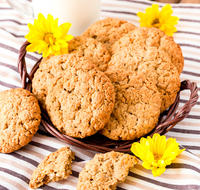 Diabetic Oatmeal Peanut Butter Cookies