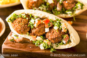Another Falafel Recipe