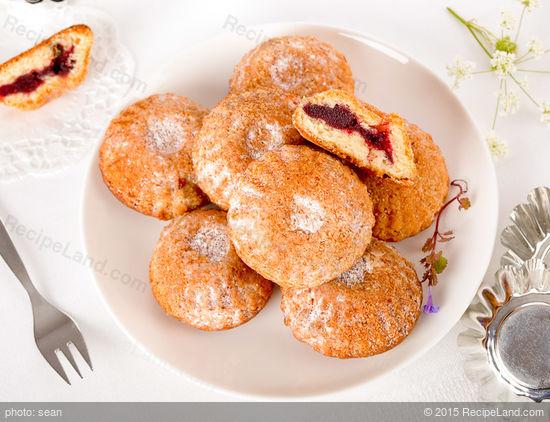 how to make jam tarts ingredients