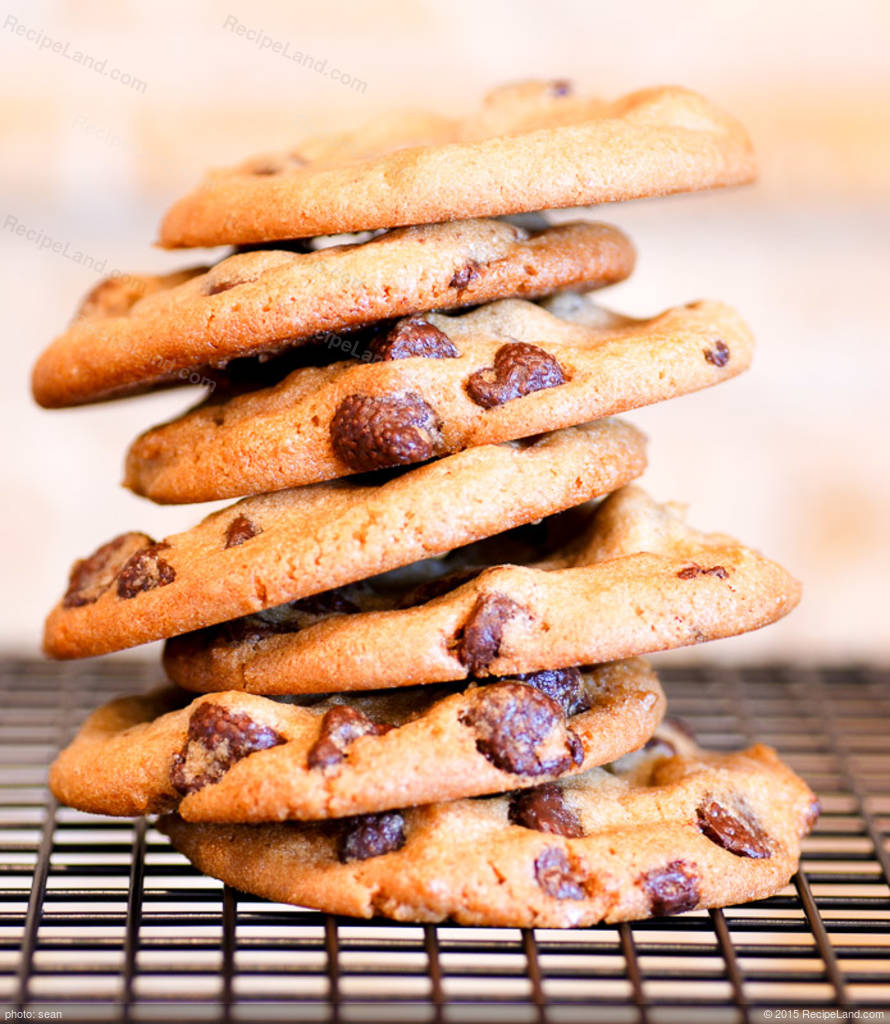 Buttery Chocolate Chip Cookies Recipe