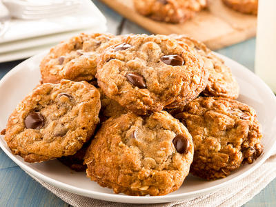 Chocolate Chip - Pop'T Wheat Cookies