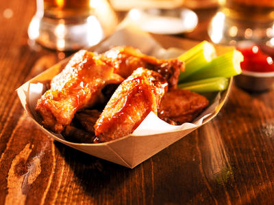 Buffalo Chicken Wings #4