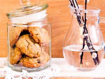 Oatmeal Raisin Cookies Lowfat