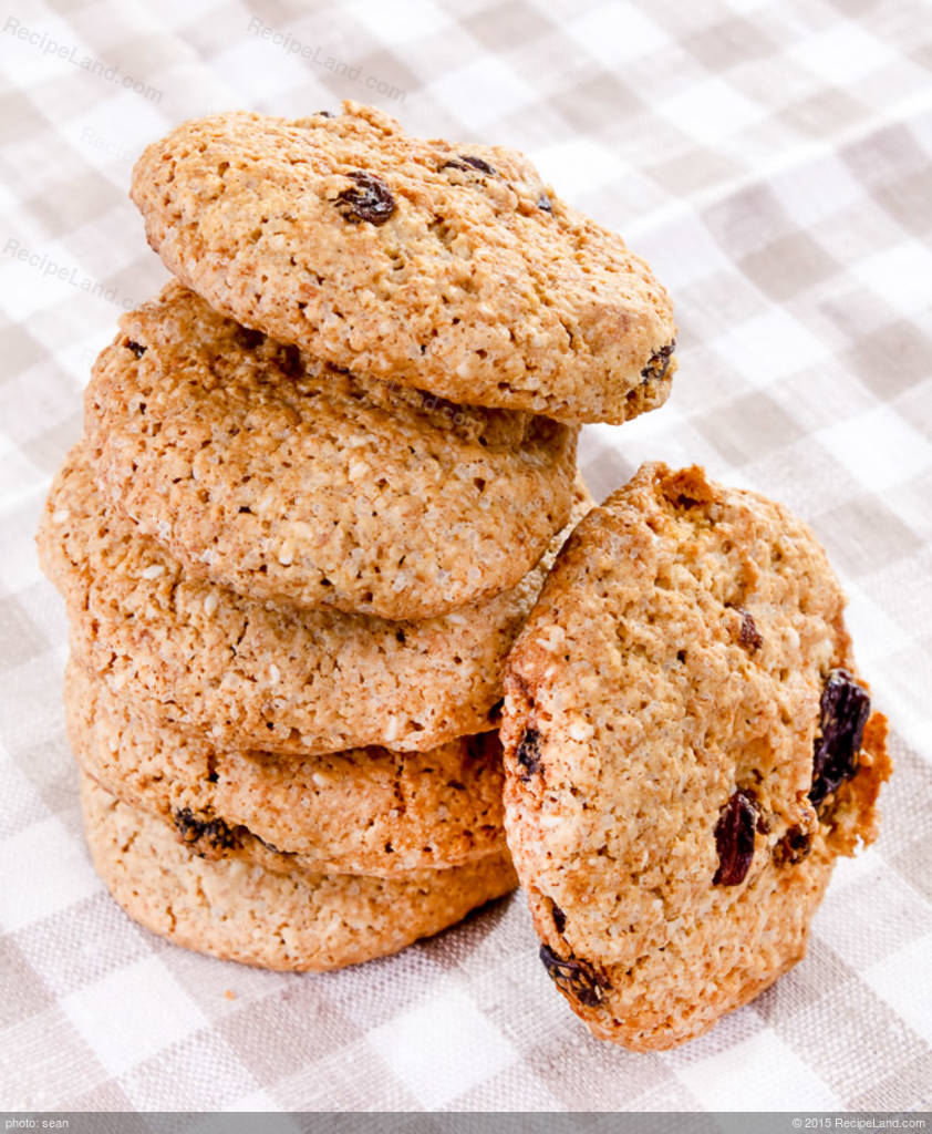 Bisquick Oatmeal Raisin Cookies Recipe