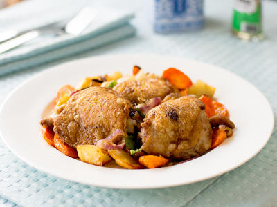 Five Spice Roast Chicken
