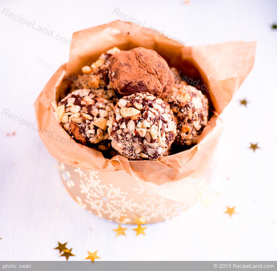 Mocha Truffles Recipe | RecipeLand.com