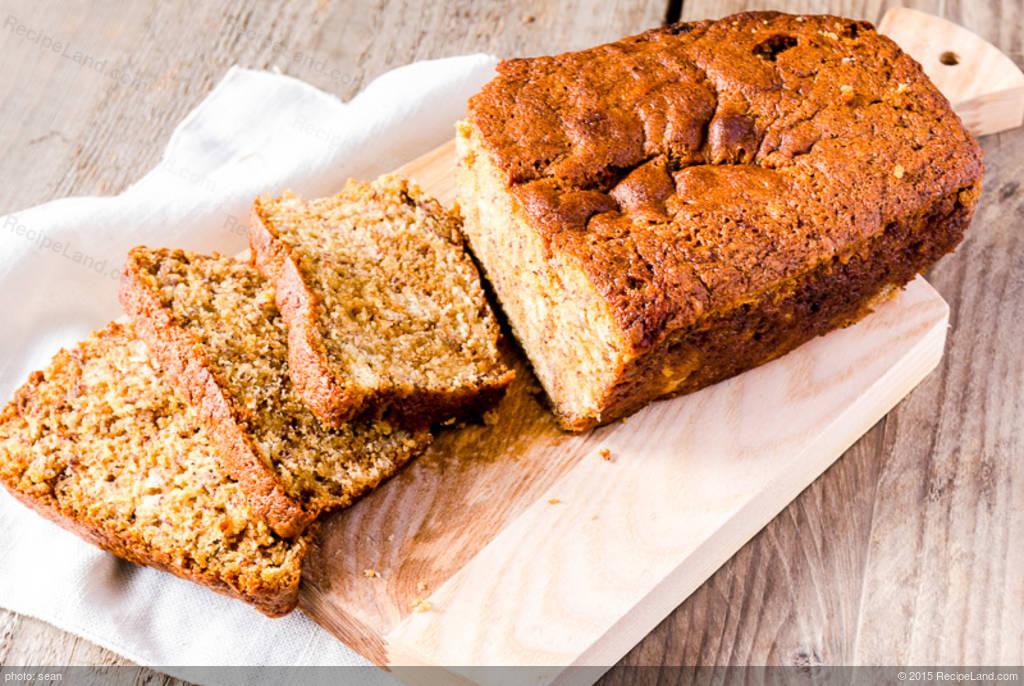 Cakey Gingerbread Squares Recipe