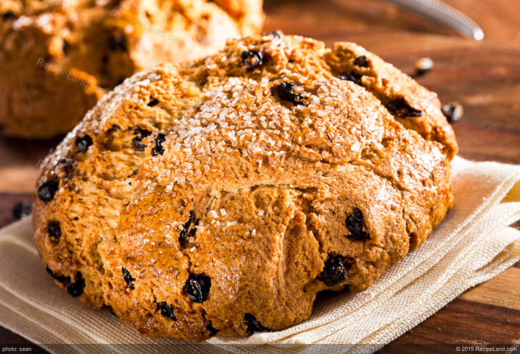 Buttermilk Irish Soda Bread Recipe