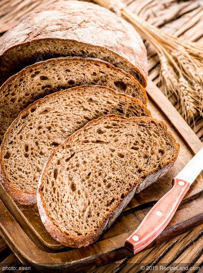 bread machine crusty bread