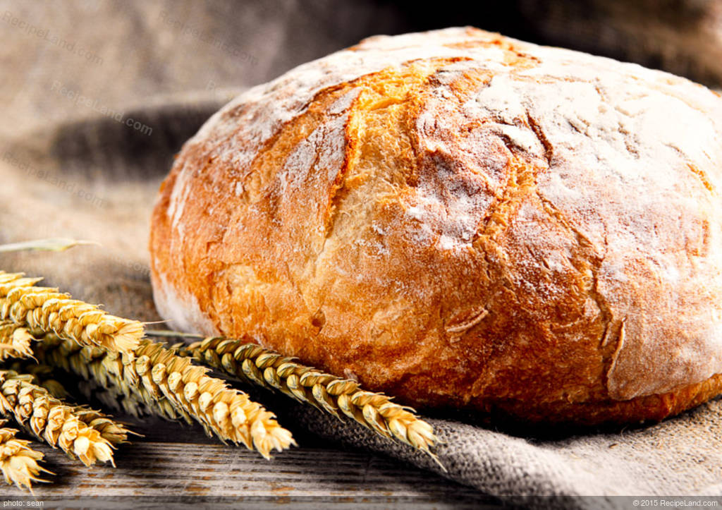 Authentic Italian Bread Recipe